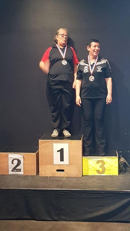 Championnat individuel Dames  honneur Mai 2019