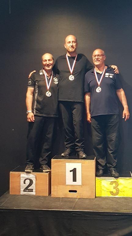 Championnat individuel Homme  Honneur Mai 2019