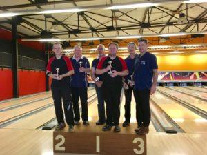 le bowling, un sport d'équipe!